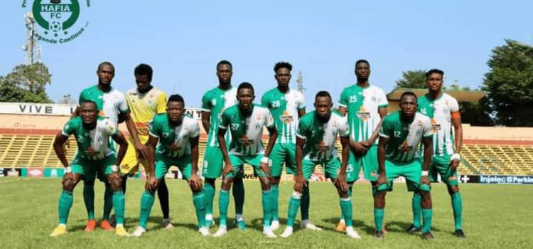 Sports   Ligue 1 : le Hafia FC dos à dos avec le CI de Kamsar