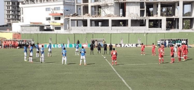 Sports | 12ème journée de Ligue 1 Salam : l'ASFAG tombe devant le Horoya AC