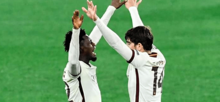 Sports |Europa League 1/2 finale aller : la Roma de Diawara coule à Oldtraford devant United
