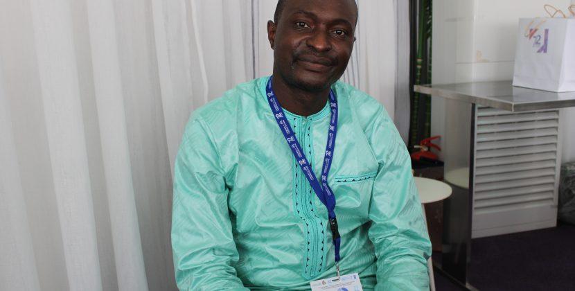 Culture| Retour sur les 72H du Livre: Sansy Kaba nous parle de ses rêves pour Conakry !