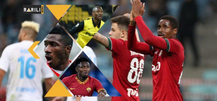 Sports | Onze Syli : Kamano et Maï ne lâchent rien et Mohamed Aly sacré champion !