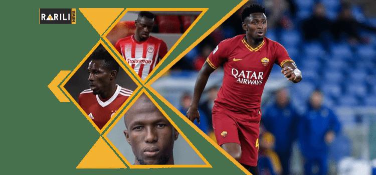 Sports | Onze Syli : Jules Keita buteur et Issiaga Sylla voit le rouge