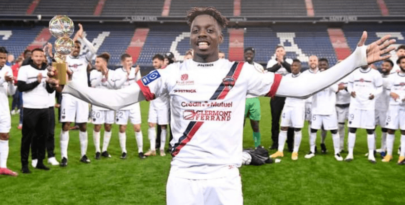 Sports | France : Mohamed Bayo et Clermont Foot en Ligue 1