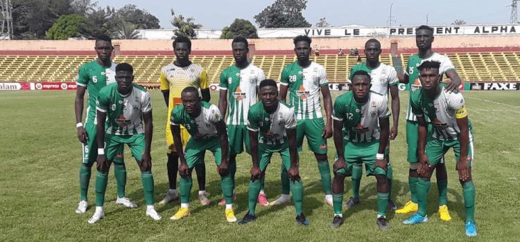 Sports   Ligue 1 : Le Hafia met fin à la malchance face au Wakriya AC !