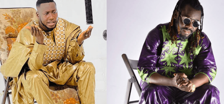 People | Accompagné d'un imam, Mousto Camara demande pardon à Levi Bobo