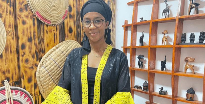 Lifestyle | Emma Diakité, créatrice d'EmAF, nous ravit avec sa mode et sa déco made in Guinea !