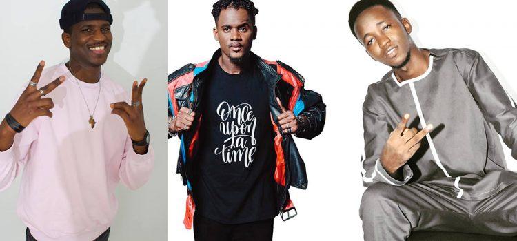 Musique | Black M dévoile le titre et la date de ses collaborations avec MC Freshh, Soulby THB et Worbhè